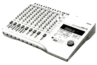 Fostex Multichannel Recorder